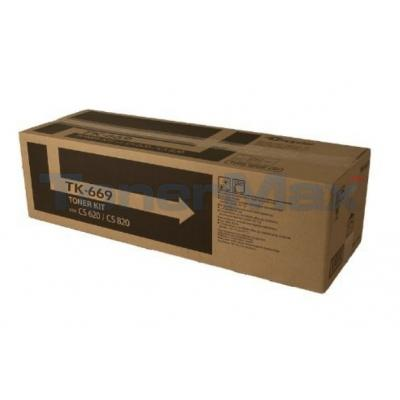 COPYSTAR CS 820 TONER KIT BLACK